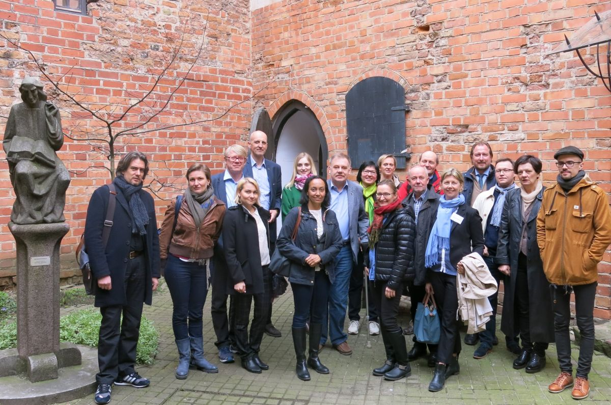 "Międzynarodowa Konferencja ""World Heritage Route Grand Tour of the Baltic Sea"", Wilno 27-28 IV 2016"